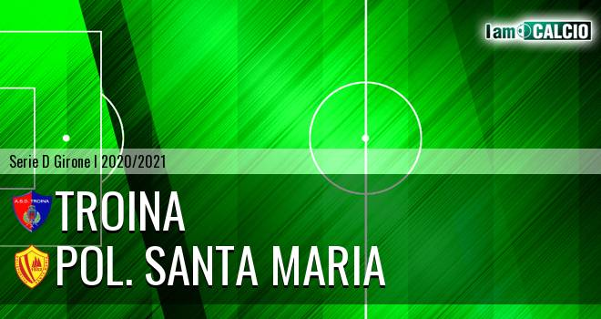 Troina - Pol. Santa Maria