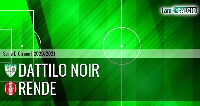 Dattilo Noir - Rende