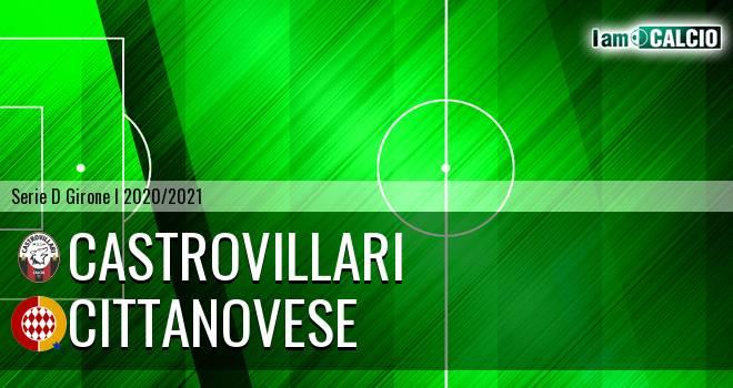 Castrovillari - Cittanovese