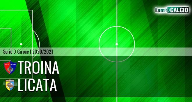 Troina - Licata