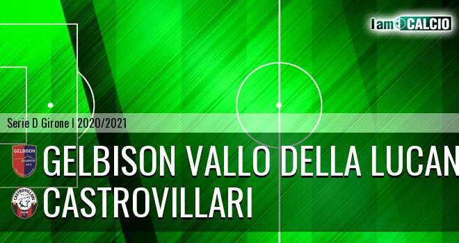 Gelbison Vallo Della Lucania - Castrovillari