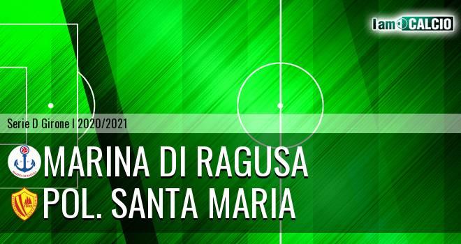 Marina di Ragusa - Pol. Santa Maria