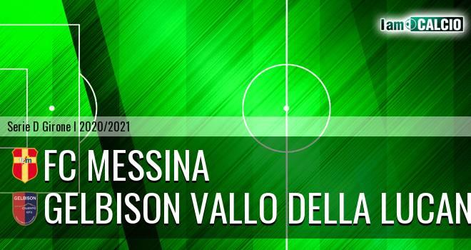 FC Messina - Gelbison Vallo Della Lucania