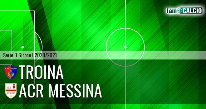 Troina - ACR Messina