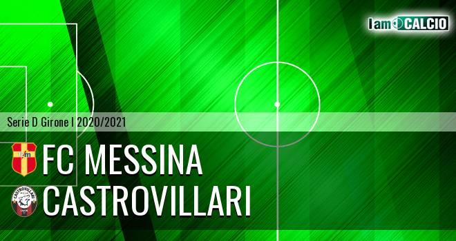 FC Messina - Castrovillari