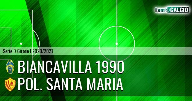 Biancavilla 1990 - Pol. Santa Maria