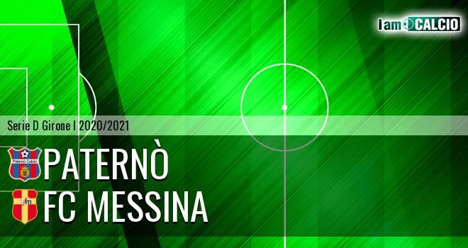 Paternò - FC Messina