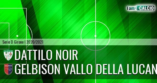 Dattilo Noir - Gelbison Vallo Della Lucania