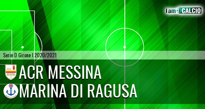 ACR Messina - Marina di Ragusa