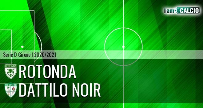Rotonda - Dattilo Noir