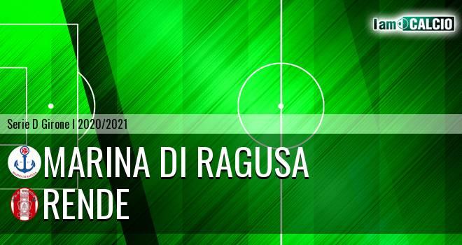 Marina di Ragusa - Rende
