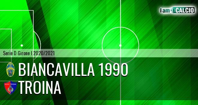 Biancavilla 1990 - Troina