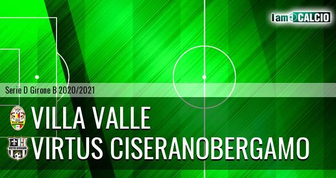 Villa Valle - Virtus Ciserano Bergamo