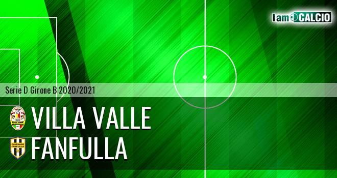 Villa Valle - Fanfulla