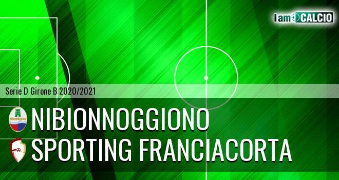 NibionnOggiono - Sporting Franciacorta