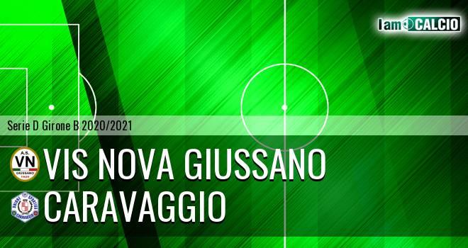 Vis Nova Giussano - Caravaggio