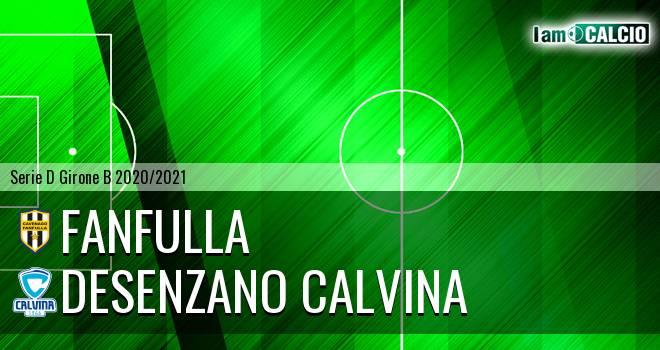 Fanfulla - Desenzano Calvina