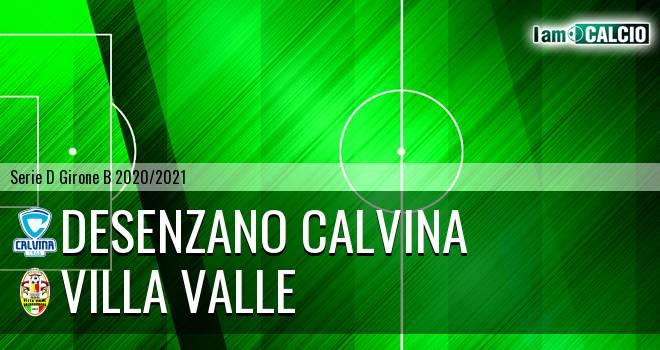 Desenzano Calvina - Villa Valle