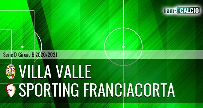 Villa Valle - Sporting Franciacorta