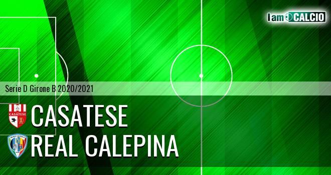 Casatese - Real Calepina