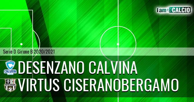 Desenzano Calvina - Virtus Ciserano Bergamo