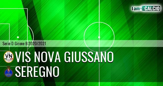 Vis Nova Giussano - Seregno
