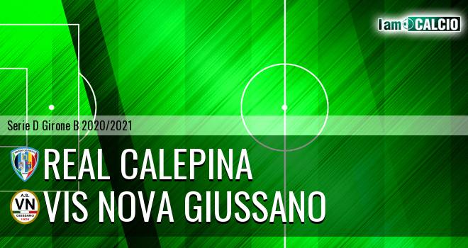 Real Calepina - Vis Nova Giussano