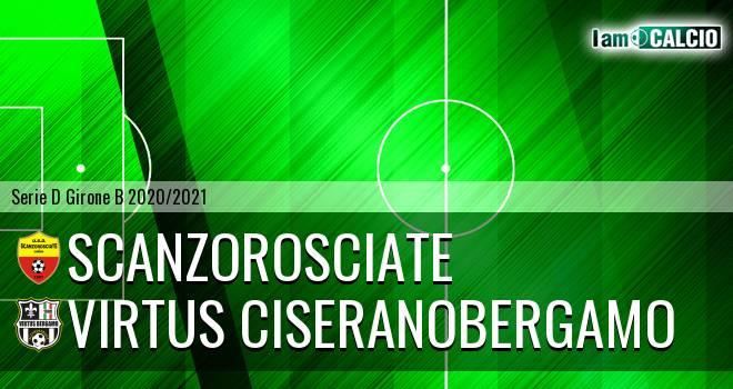 Scanzorosciate - Virtus Ciserano Bergamo
