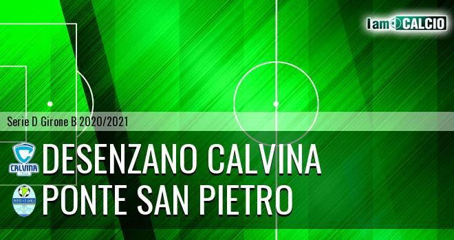 Desenzano Calvina - Ponte San Pietro