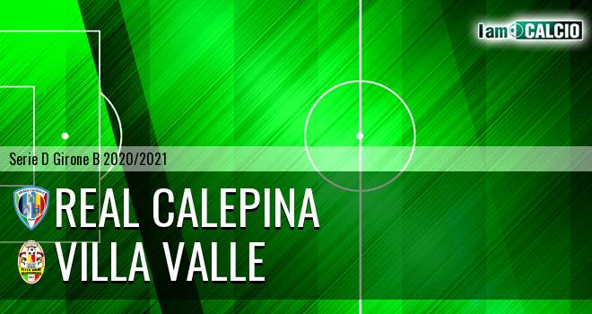 Real Calepina - Villa Valle