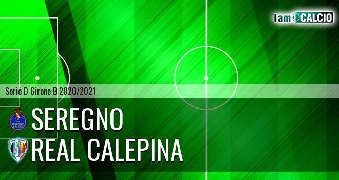 Seregno - Real Calepina