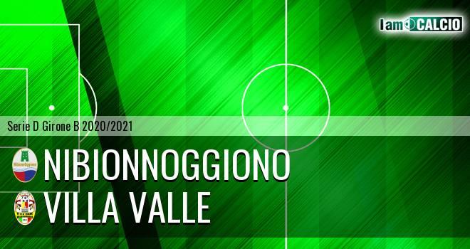 NibionnOggiono - Villa Valle