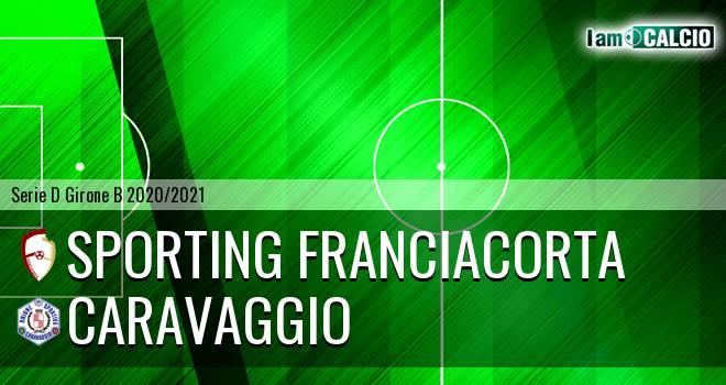 Sporting Franciacorta - Caravaggio