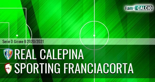 Real Calepina - Sporting Franciacorta