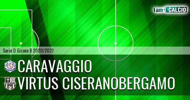 Caravaggio - Virtus Ciserano Bergamo