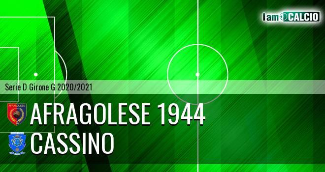 Afragolese 1944 - Cassino