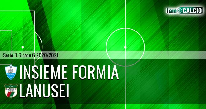 Insieme Formia - Lanusei