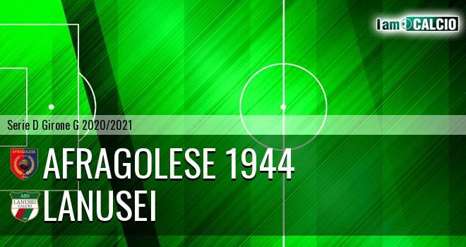 Afragolese 1944 - Lanusei