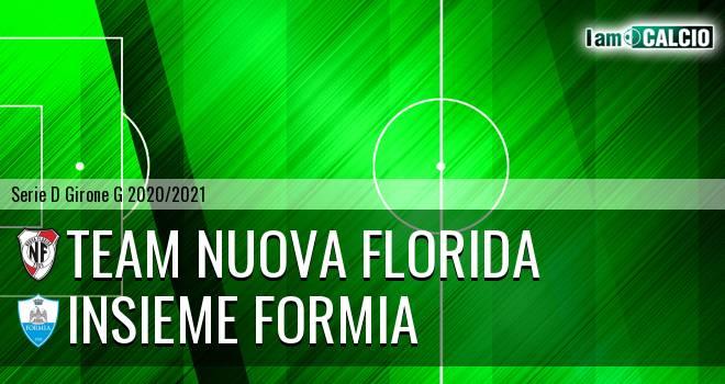 Team Nuova Florida - Insieme Formia