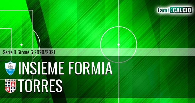 Insieme Formia - Torres