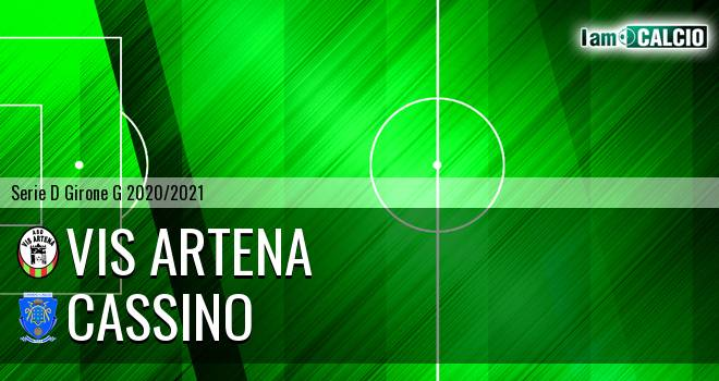 Vis Artena - Cassino