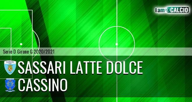 Sassari Latte Dolce - Cassino