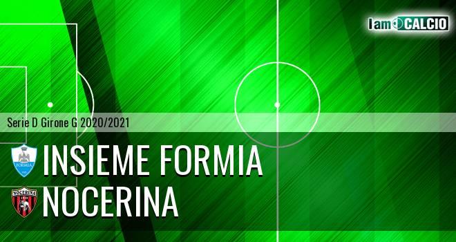 Insieme Formia - Nocerina