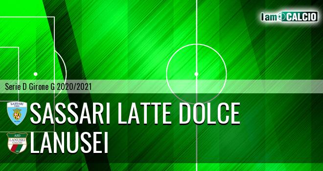 Sassari Latte Dolce - Lanusei