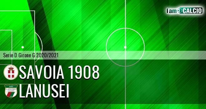 Savoia 1908 - Lanusei