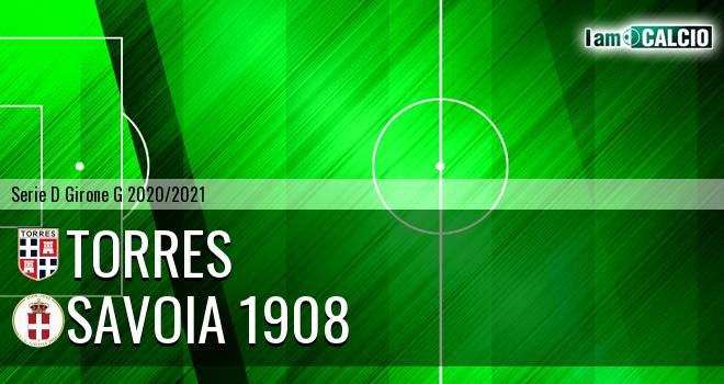 Torres - Savoia 1908