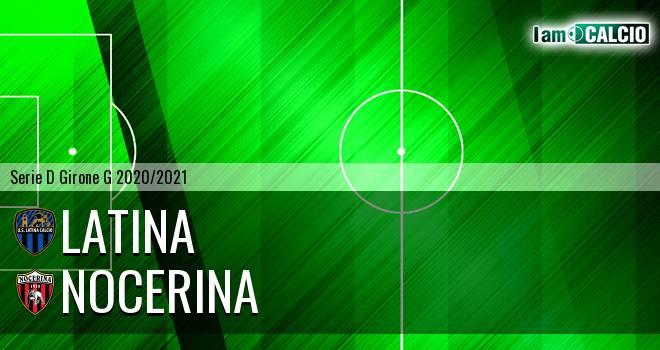 Latina - Nocerina