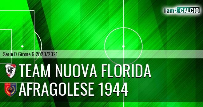 Team Nuova Florida - Afragolese 1944