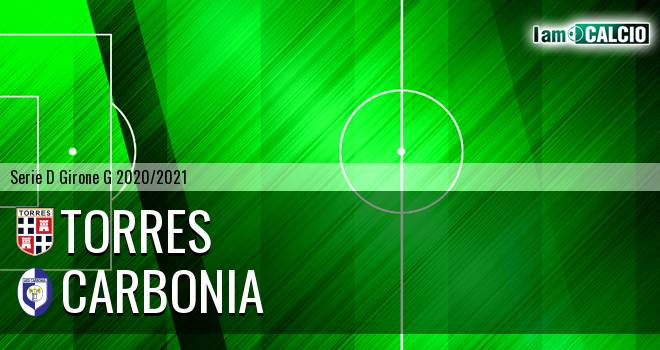 Torres - Carbonia