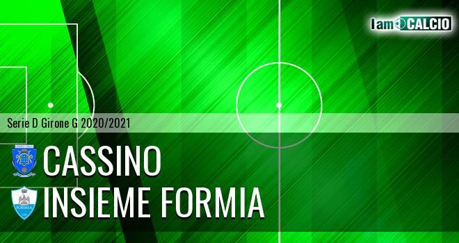 Cassino - Insieme Formia